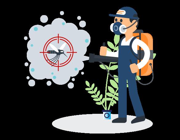 Professional Pest Control Miami